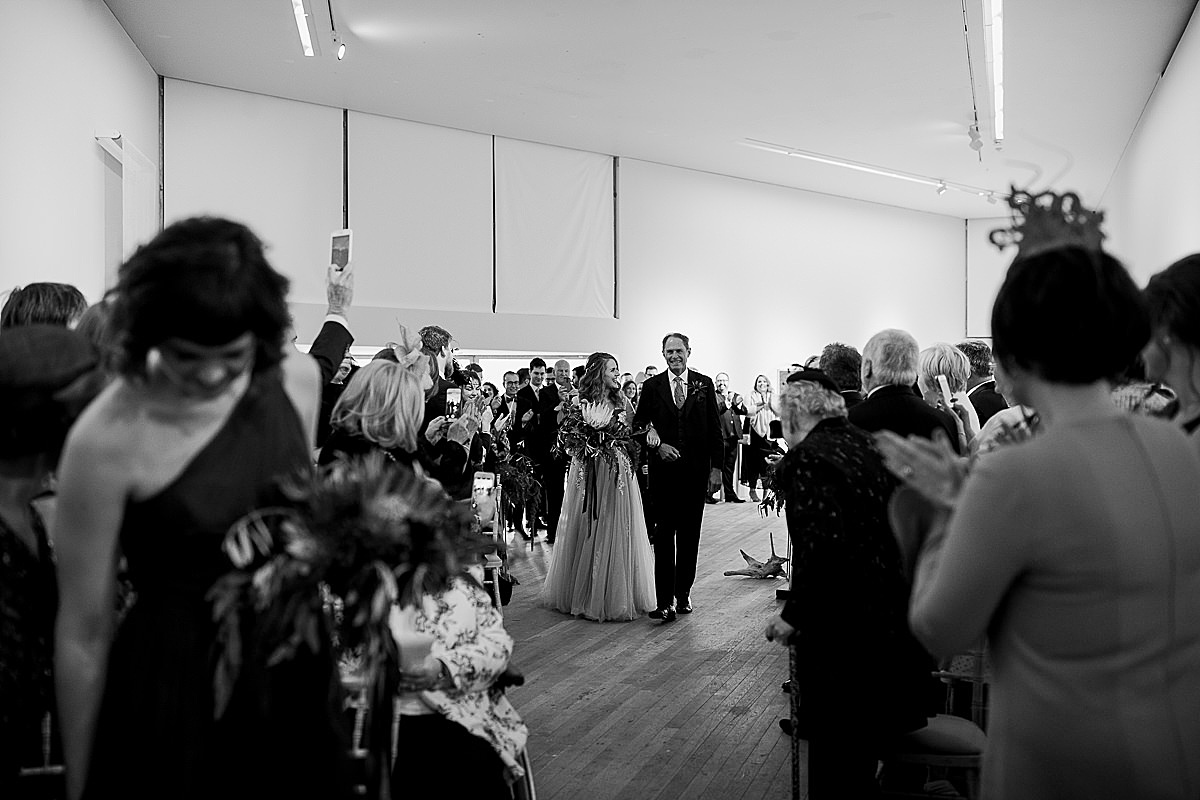 Glucksman gallery wedding-Cork 61