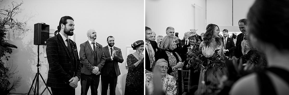 Glucksman gallery wedding-Cork 62