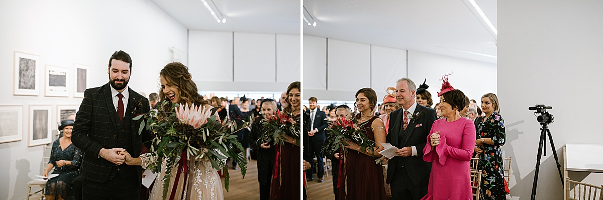 Glucksman gallery wedding-Cork 64