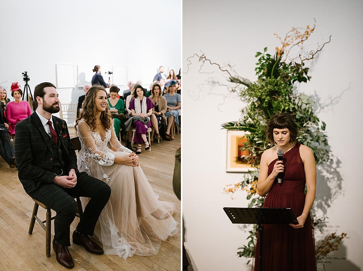 Glucksman gallery wedding-Cork 65
