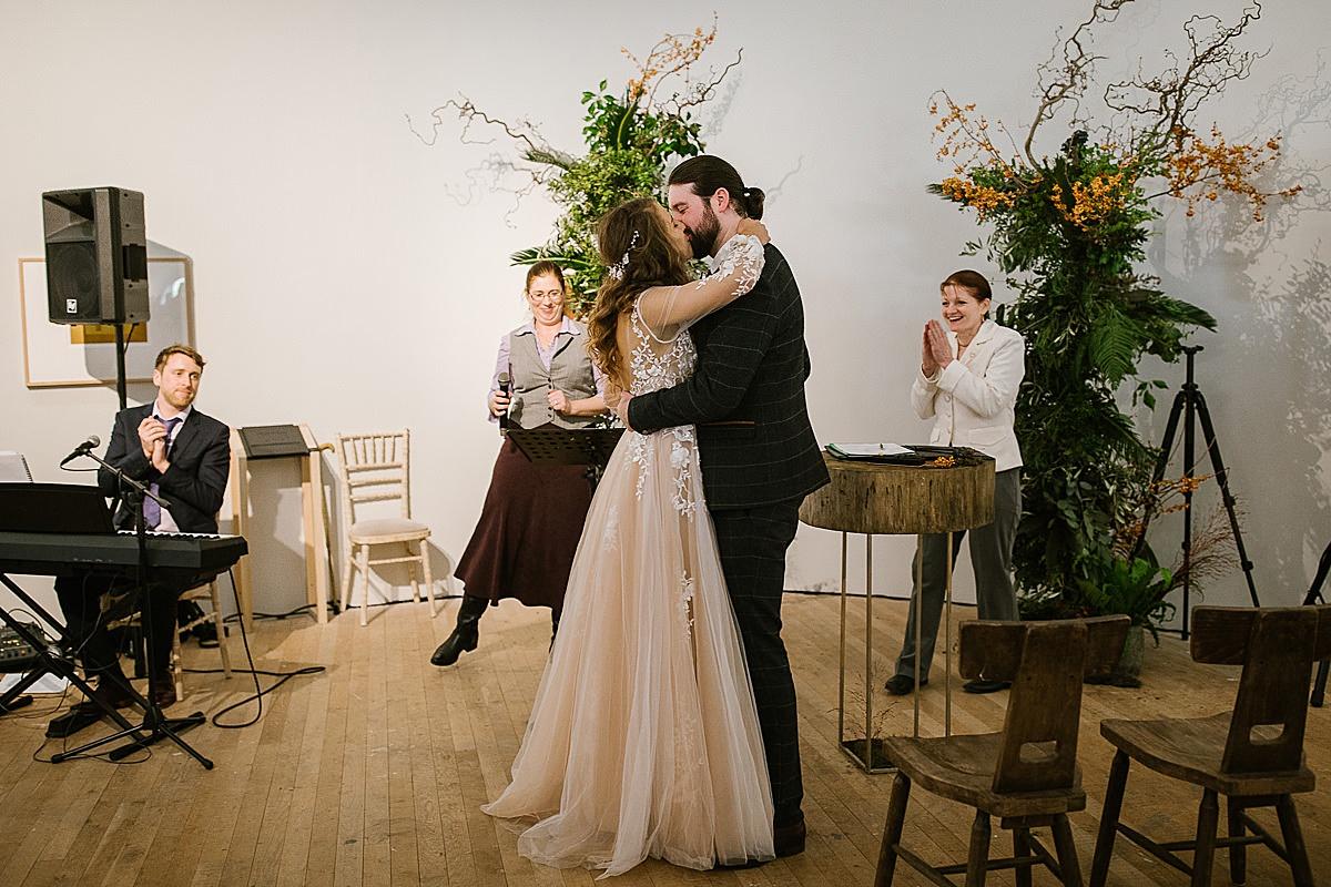 Glucksman gallery wedding-Cork 86