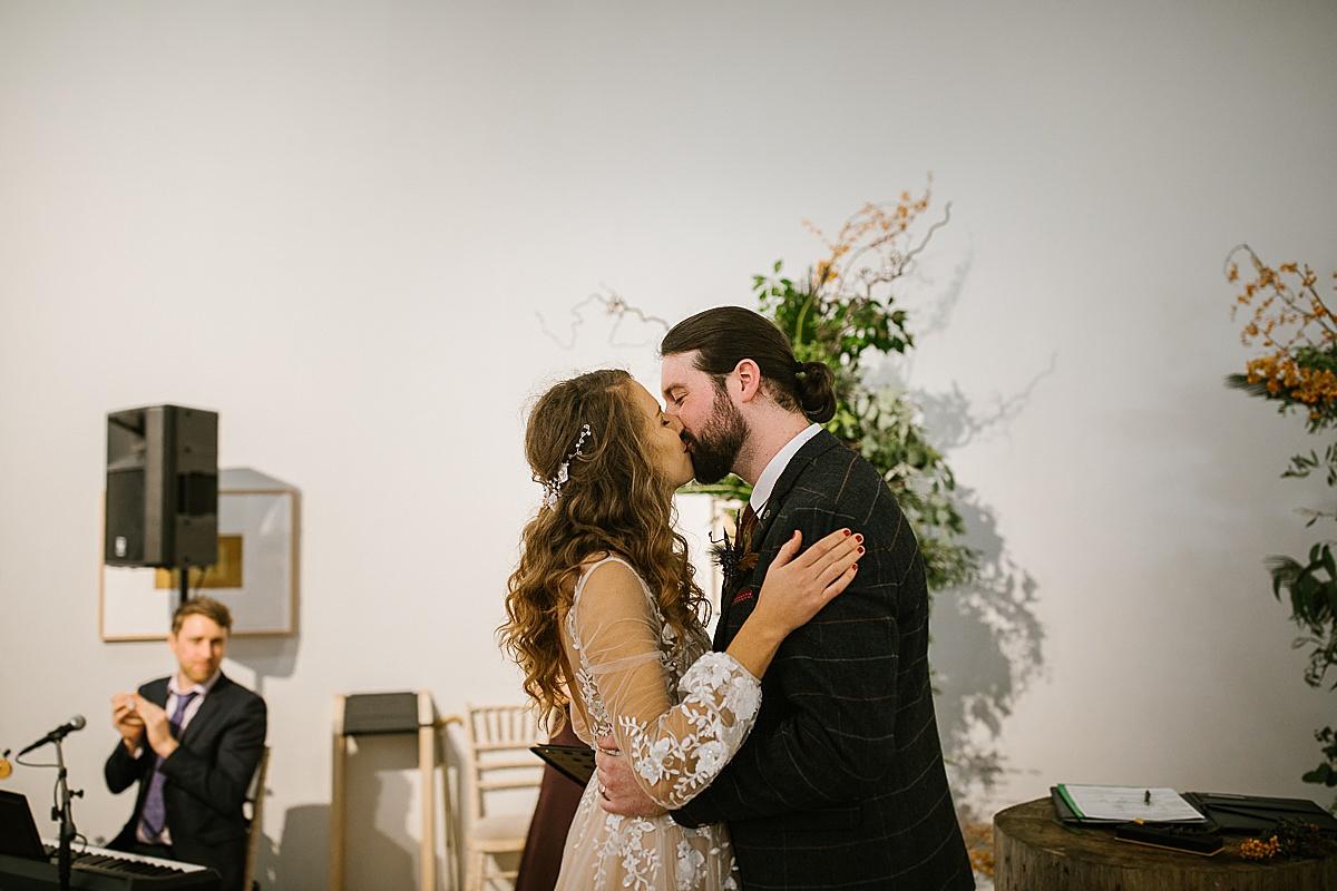 Glucksman gallery wedding-Cork 87