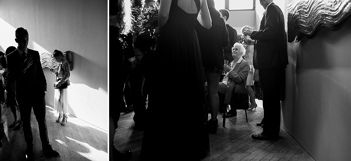 Glucksman gallery wedding-Cork 98
