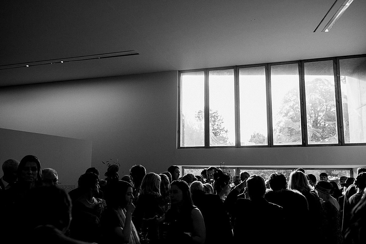 Glucksman gallery wedding-Cork 99