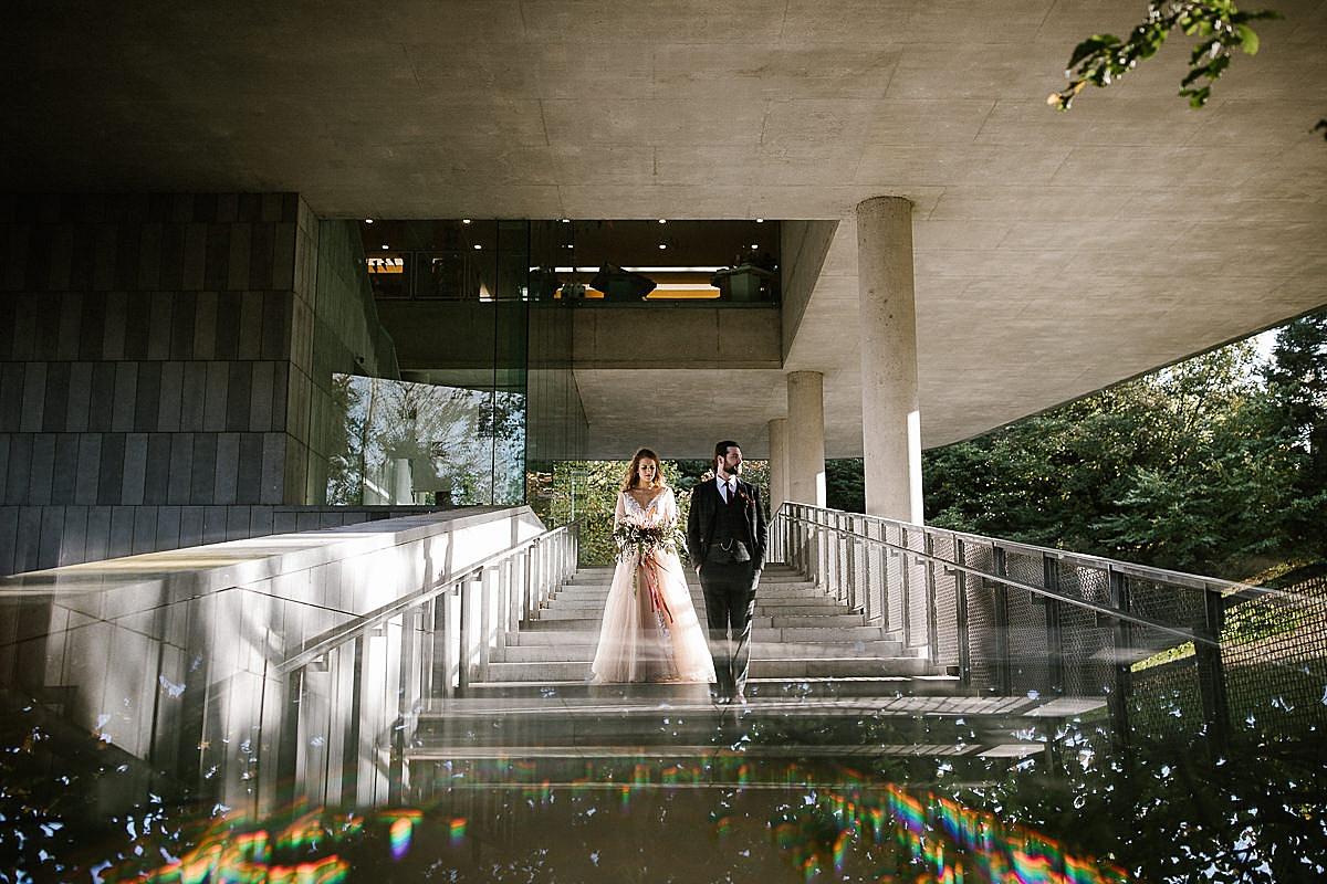 Glucksman gallery wedding-Cork 120