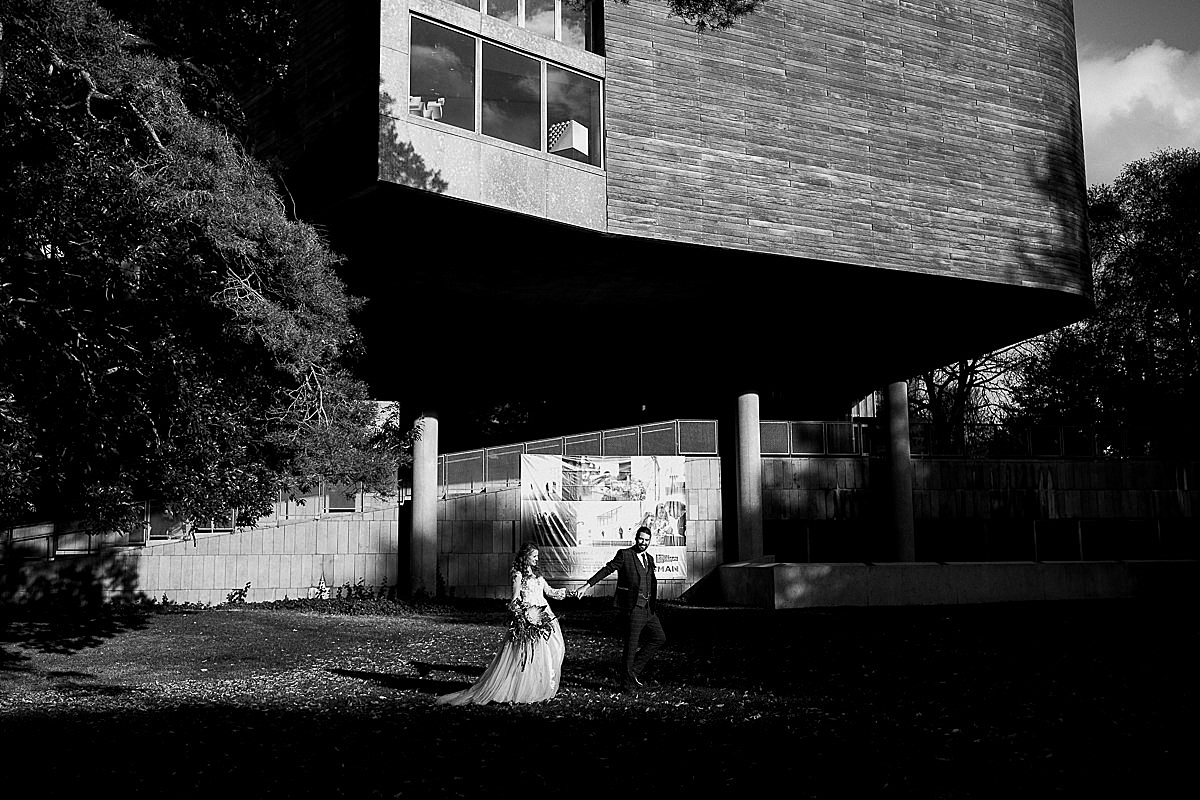 Glucksman gallery wedding-Cork 121