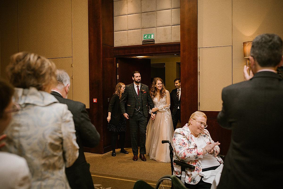 Glucksman gallery wedding-Cork 144