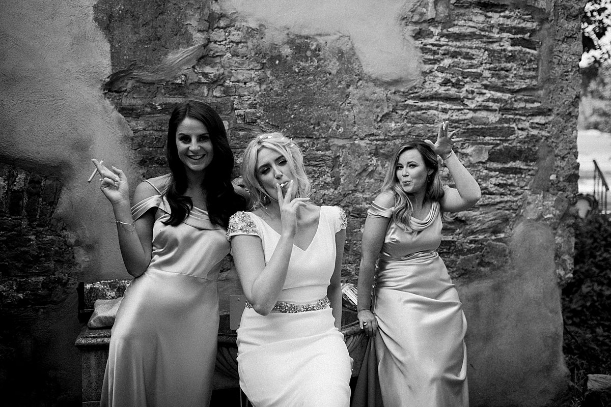 Romantic- Ballinacurra House wedding 88