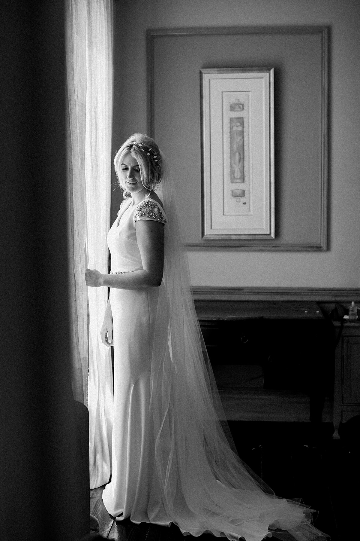Romantic- Ballinacurra House wedding 37