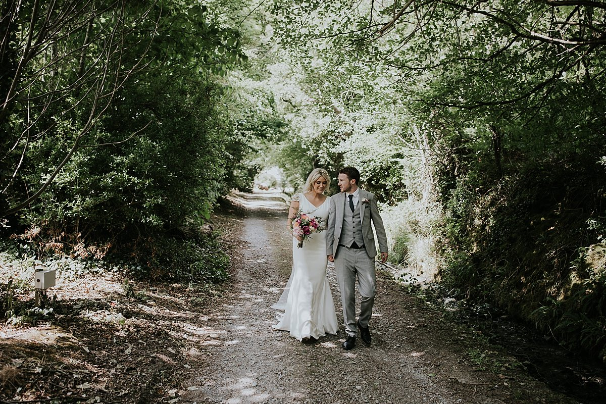 Romantic- Ballinacurra House wedding 72