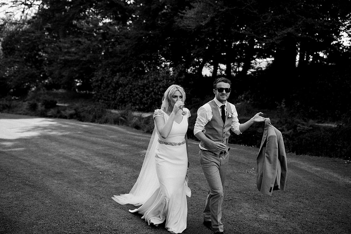 Romantic- Ballinacurra House wedding 76