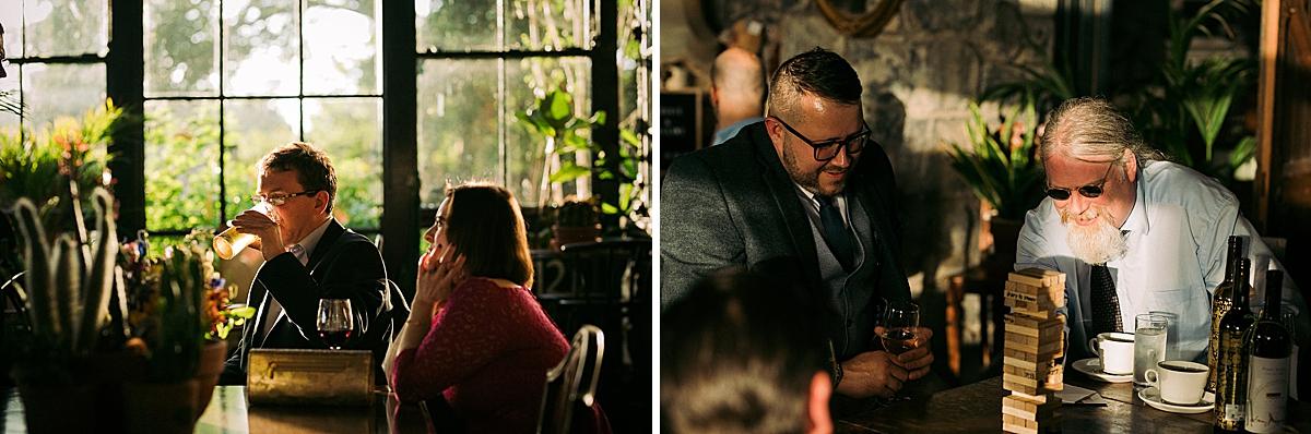 Alternative wedding at Mount Druid 111