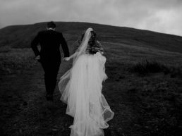 Intimate wedding Ireland 1