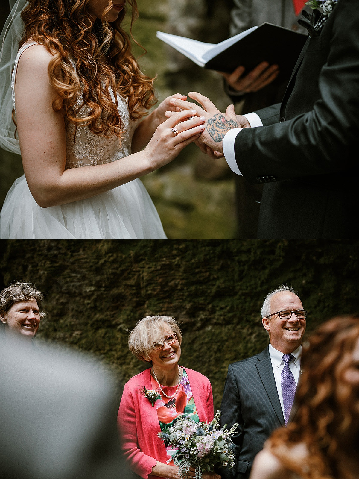 Intimate wedding Ireland 36