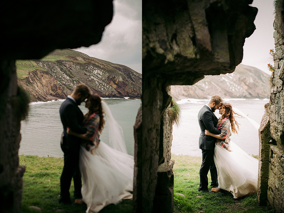 Intimate wedding Ireland 46