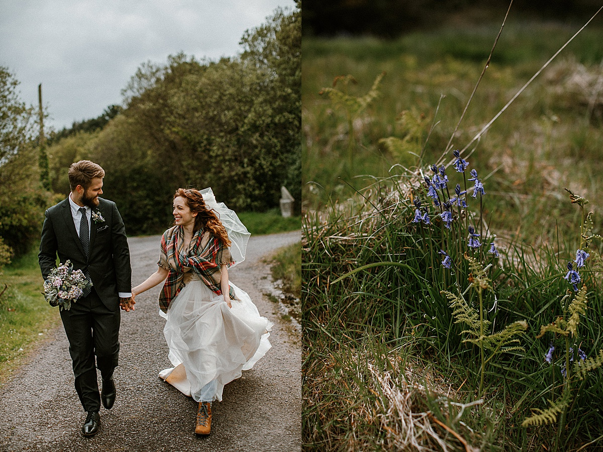 Intimate wedding Ireland 50