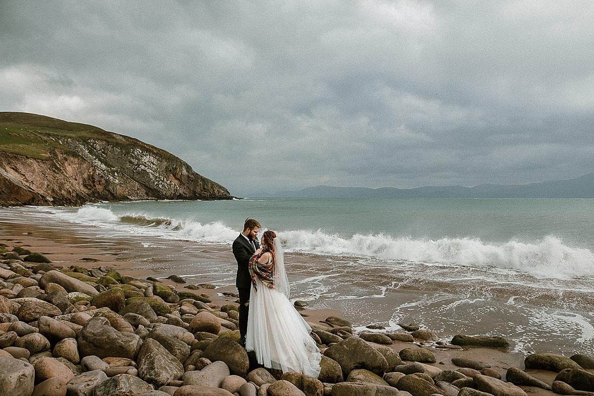 Intimate wedding Ireland 53