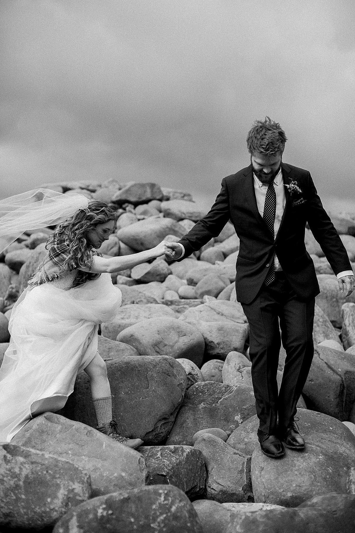 Intimate wedding Ireland 54