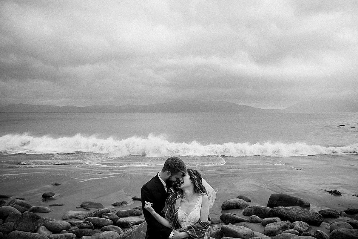 Intimate wedding Ireland 55