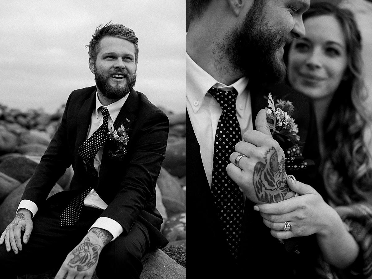 Intimate wedding Ireland 65