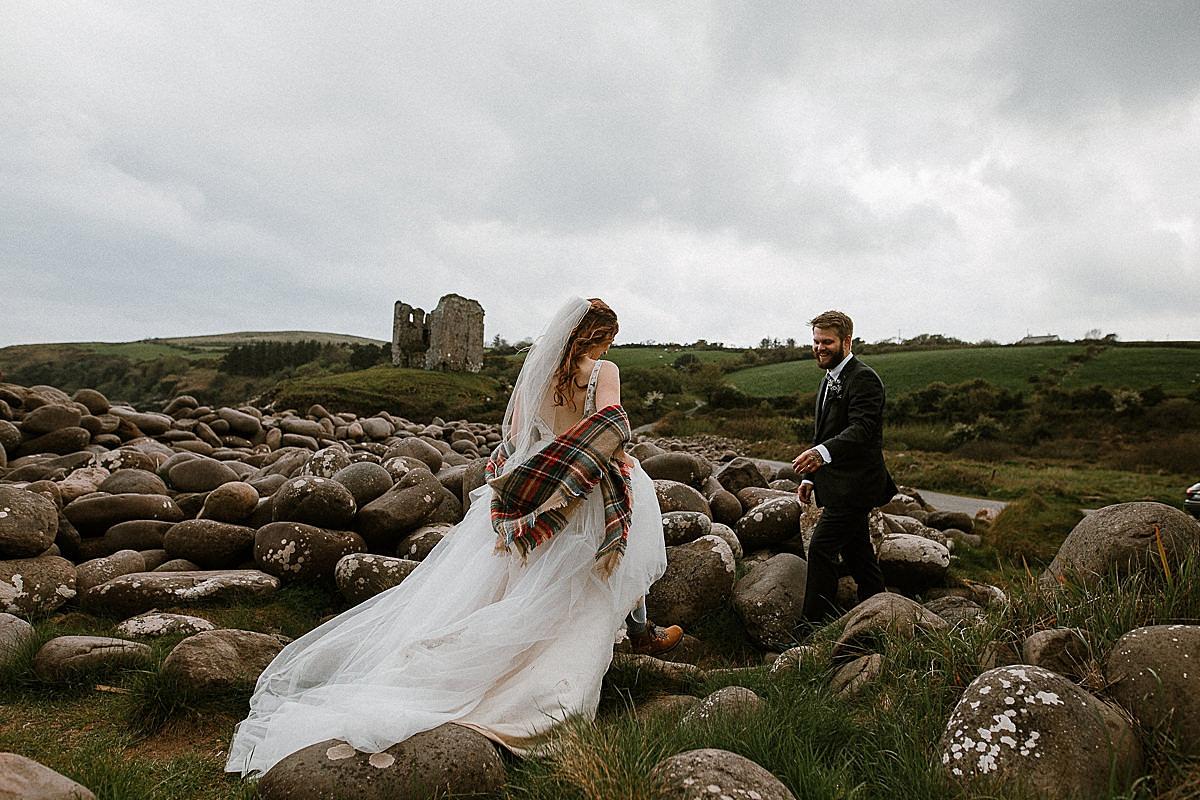 Intimate wedding Ireland 68