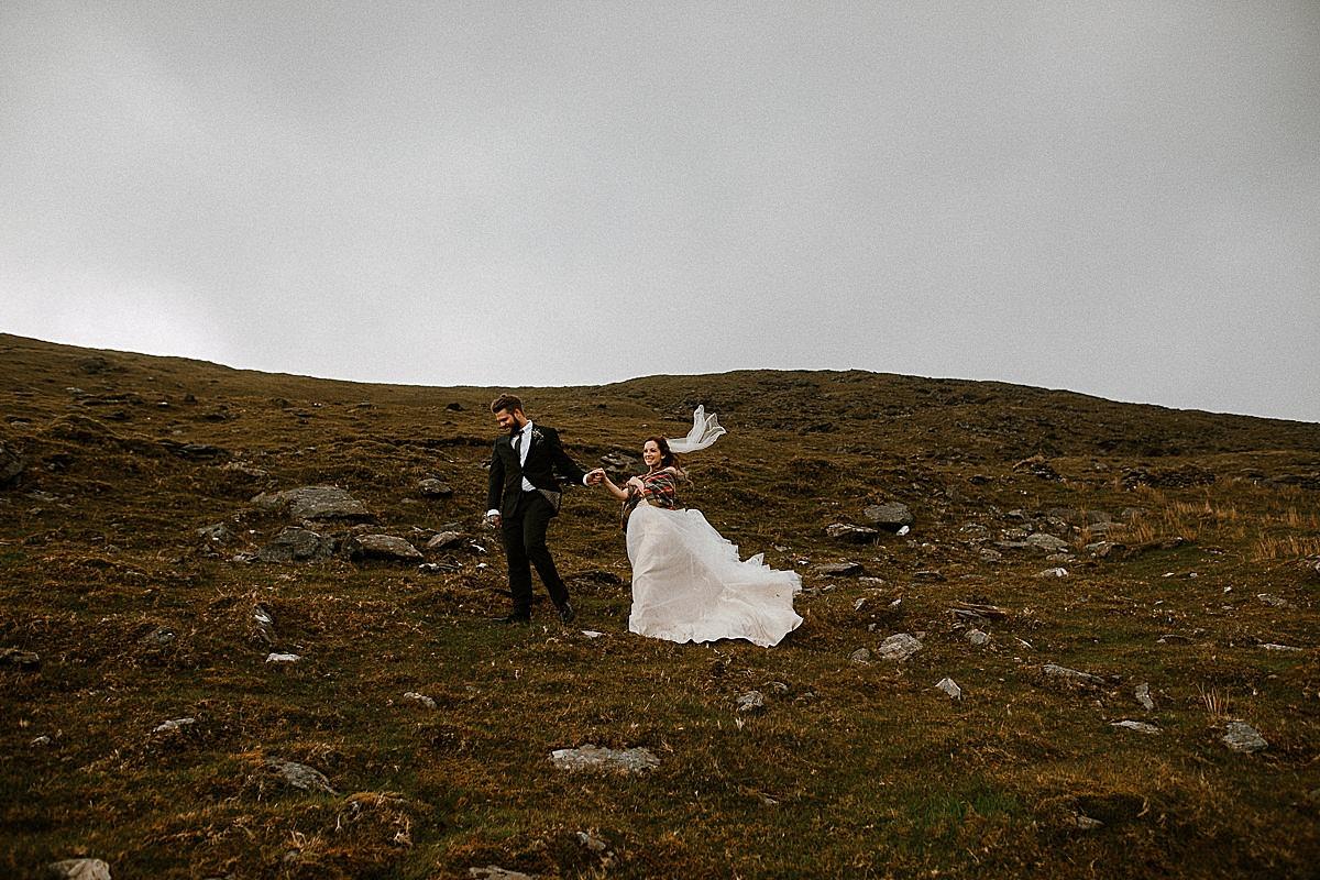 Intimate wedding Ireland 70