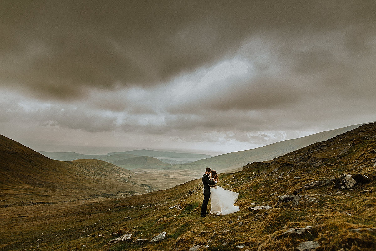 Intimate wedding Ireland 71
