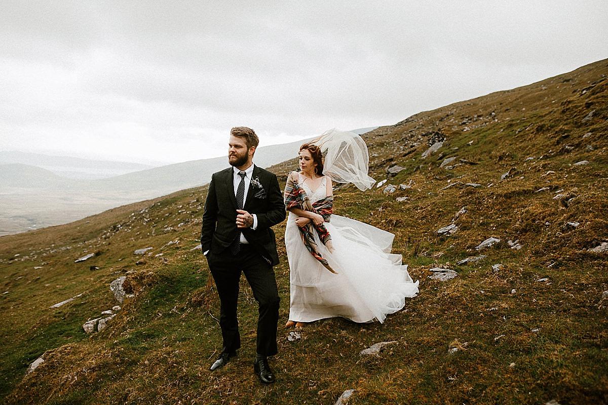Intimate wedding Ireland 75