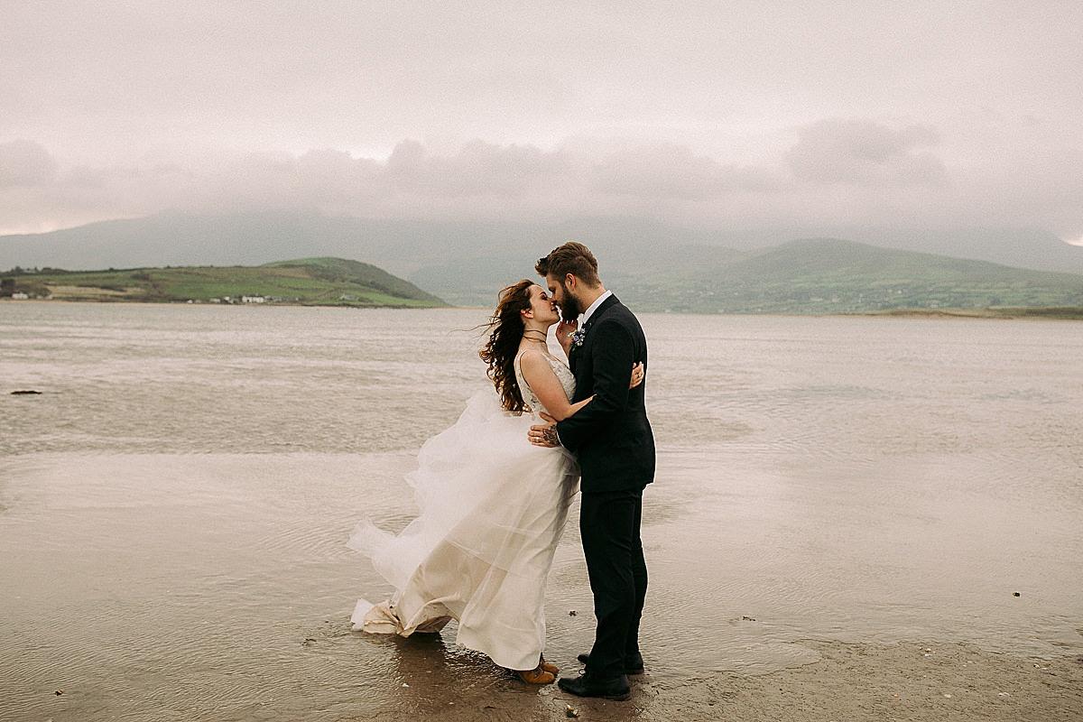 Intimate wedding Ireland 90