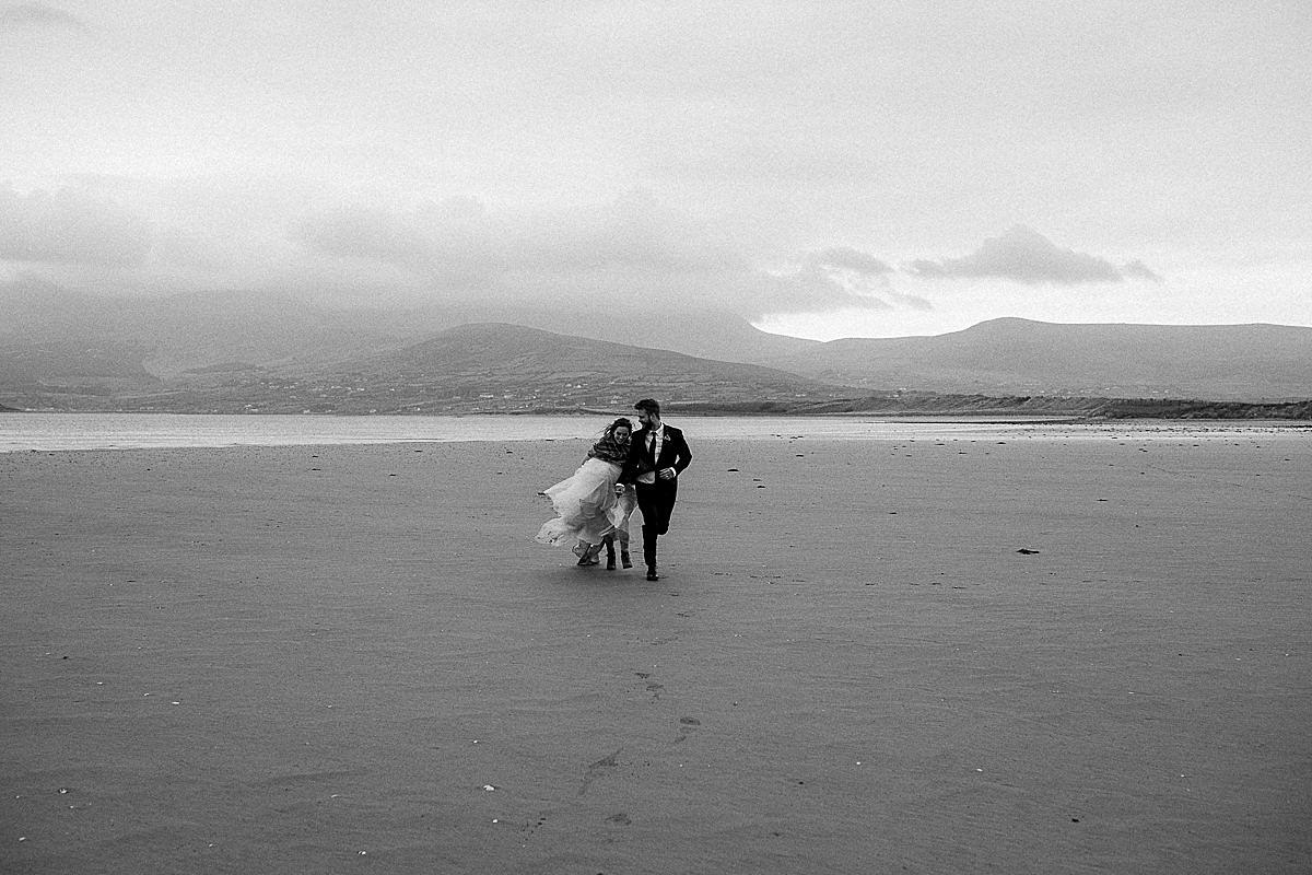 Intimate wedding Ireland 93