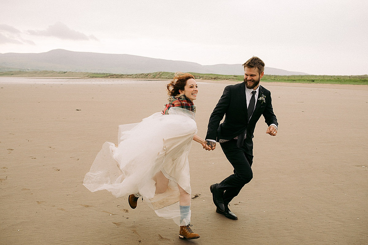 Intimate wedding Ireland 94